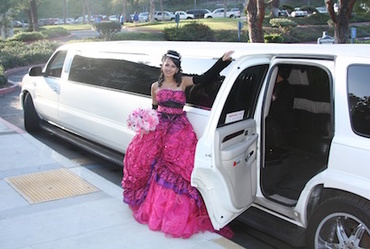 kitchener Quinceanera Limousine Services