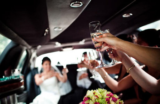 Wedding Limousine and Party Bus Service