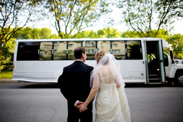 Wedding Party Bus Service Kitchener